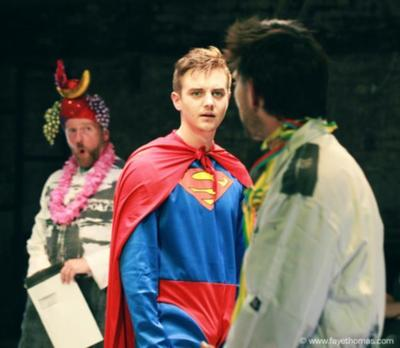 Boiling Frogs, Southwark Playhouse