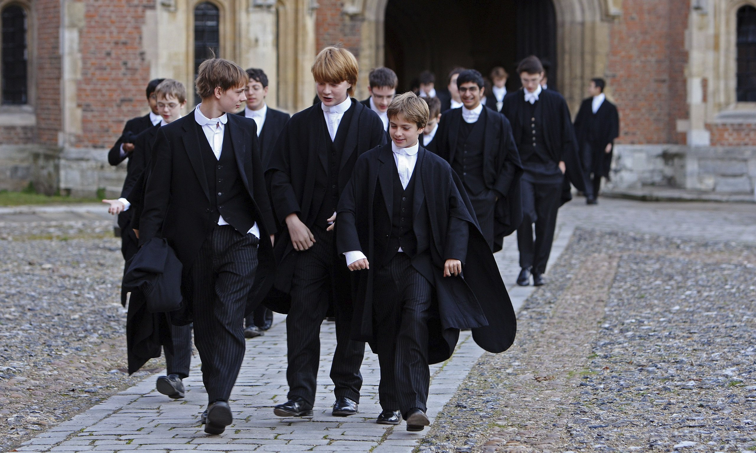 What has Gove got against Dave's old school? (Photo: Getty)