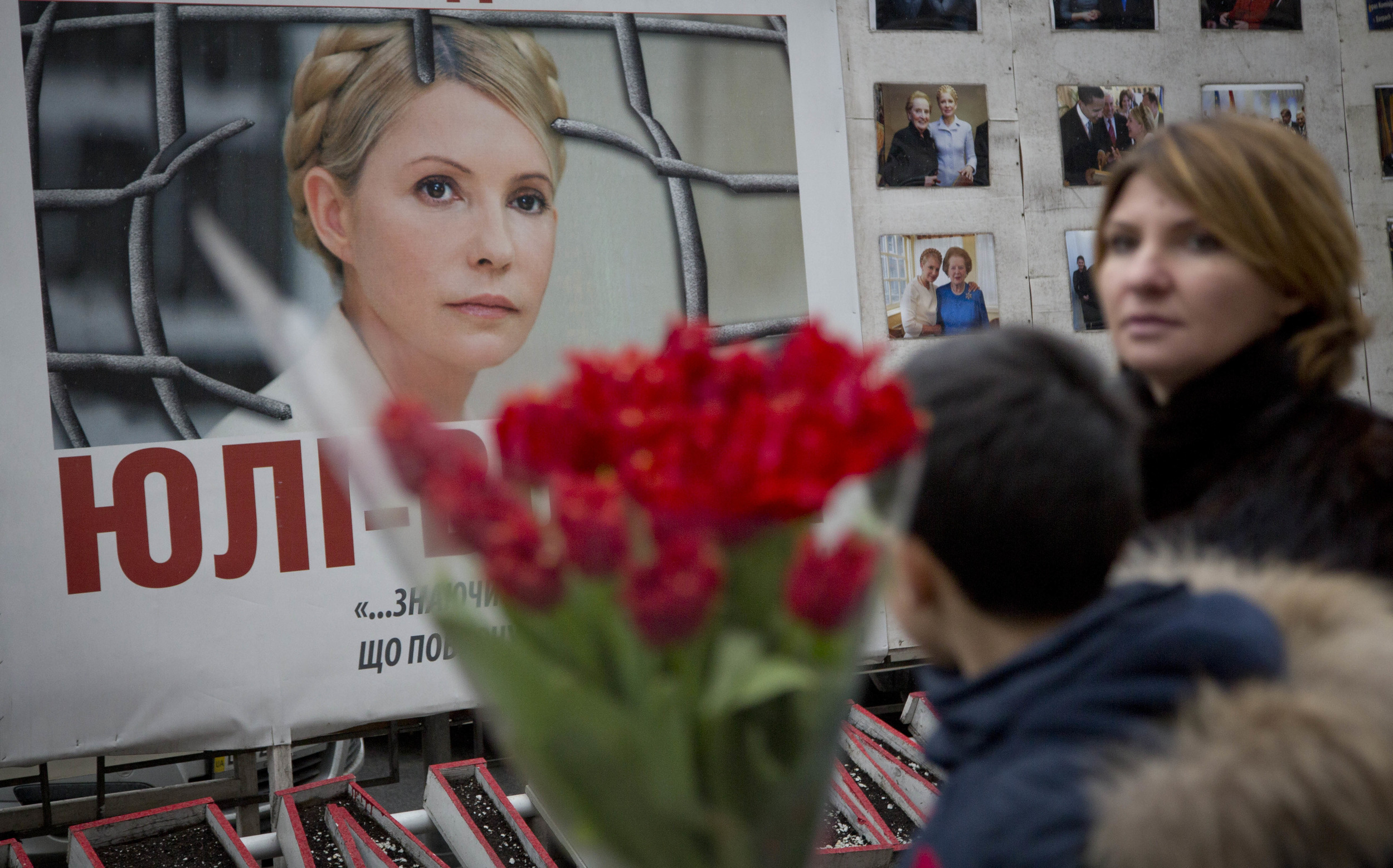 Don't get too excited about Yulia Tymoshenko - or her Syrian counterparts