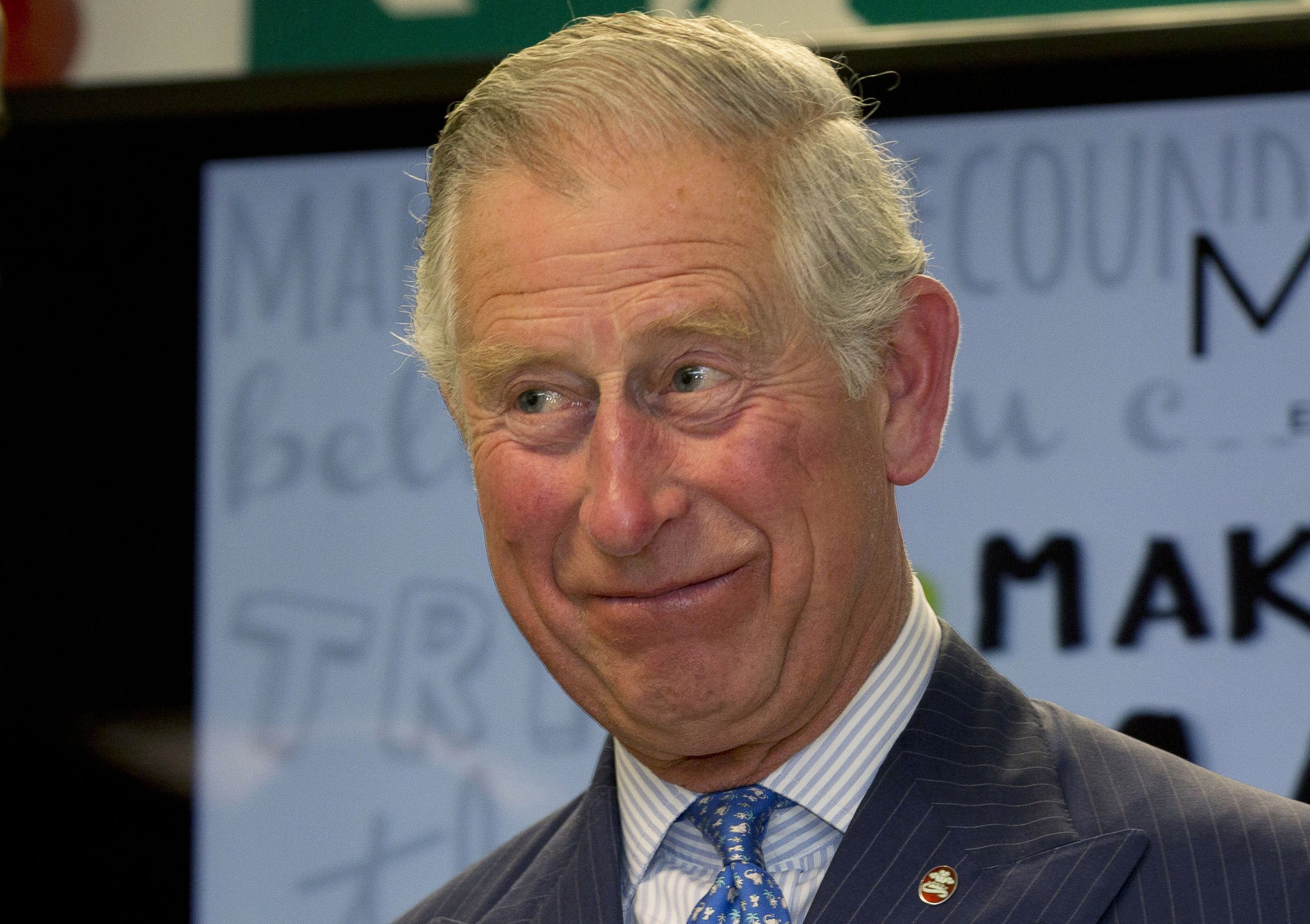 'Clarence House has been recently briefing journalists that Prince Charles should be compared to the great Tudor monarchs.' Photograph: Alastair Grant/AP