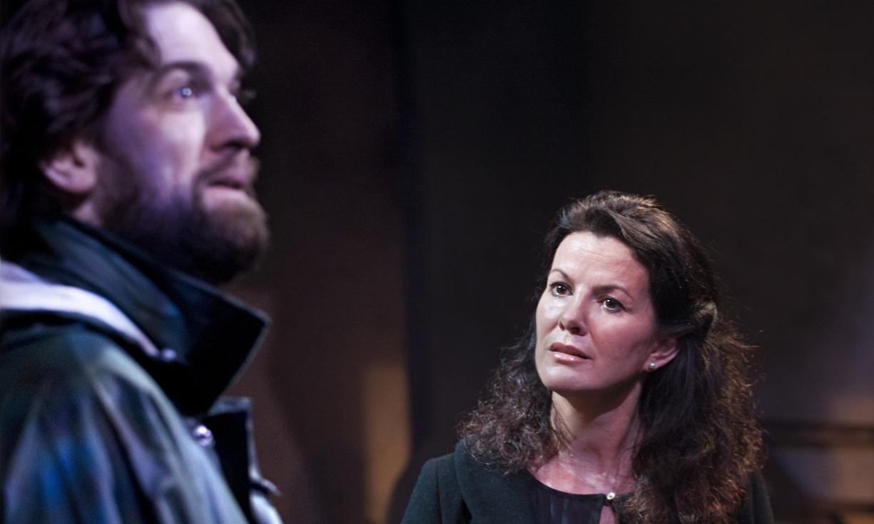 Deidre O'Kane as the lovelorn Rosemary in John Patrick Shanley's disappointing Outside Mullingar