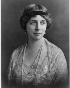 Katherine, Duchess of Atholl, first woman to serve in a Conservative government. While Edward VIII may have been complacent in 1933, not every educated person was: by this time Katharine was writing to leading figures, including Churchill, urging them to read Mein Kampf and investigate Nazi human rights abuses in Dachau. It does little service to her efforts to claim that Nazi atrocities were not forseeable in 1933.