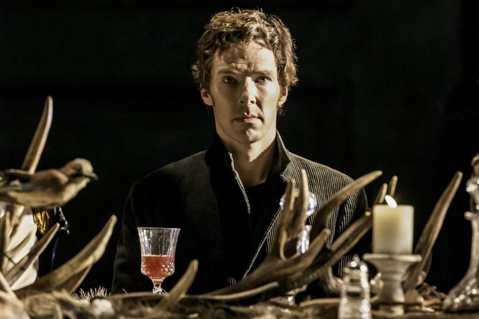 Kate Maltby Benedict Cumberbatch Hamlet