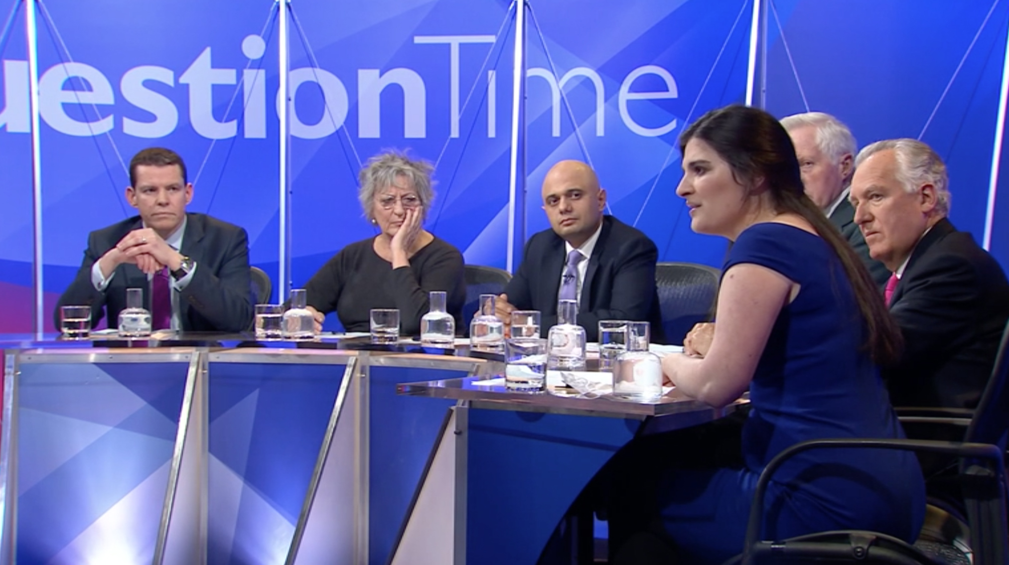 Kate Maltby Question Time Still
