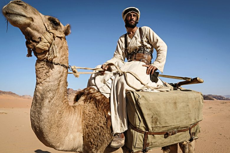 The Bedouin boy taking his epic to the Oscars