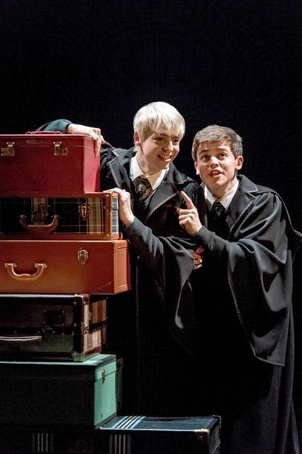 'Harry Potter and the Cursed Child, Parts One and Two' Review: The Spell of Friendship