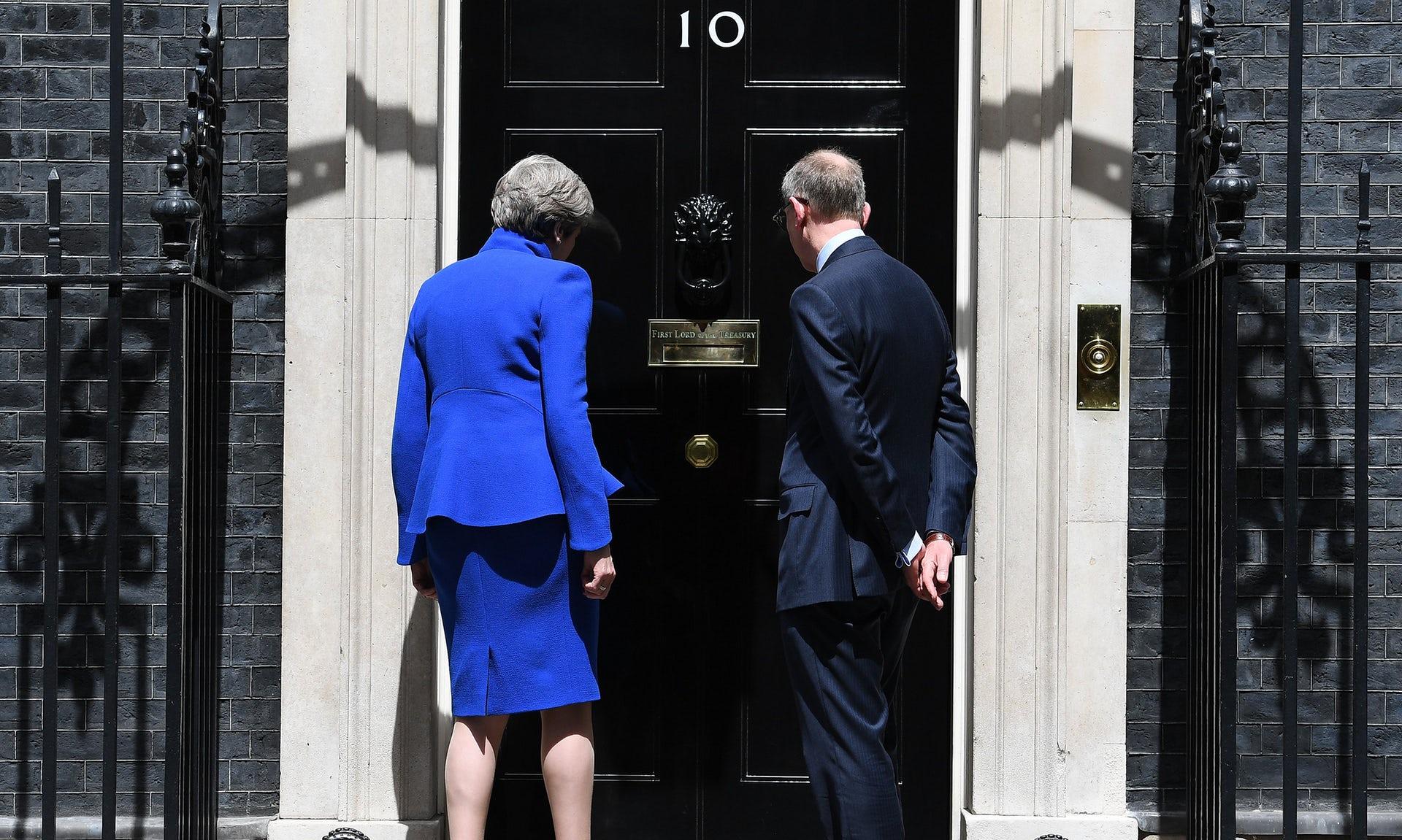 Theresa May Tory Detoxification Kate Maltby