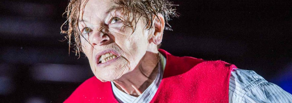 King Lear with Glenda Jackson, Old Vic Theatre SE1